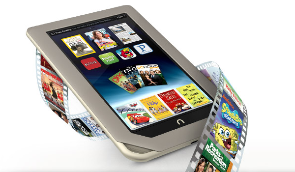 Nook Tablet Feature