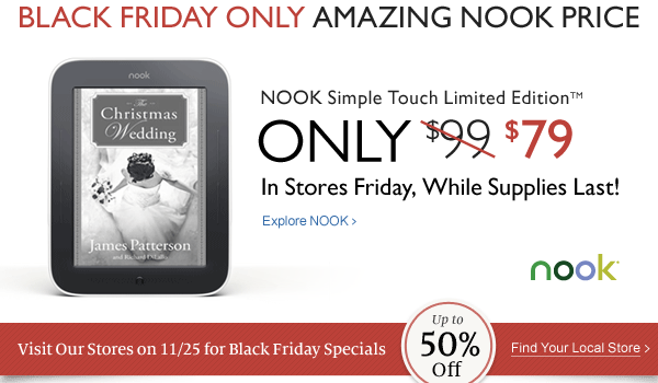 Nook79 Blackfriday