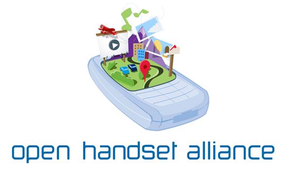 Risultati immagini per Open Handset Alliance