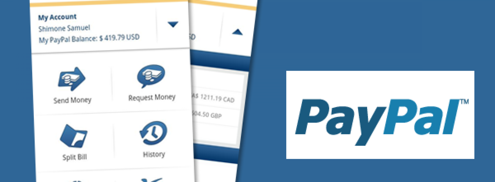 PayPal 3.0 update include support for NFC