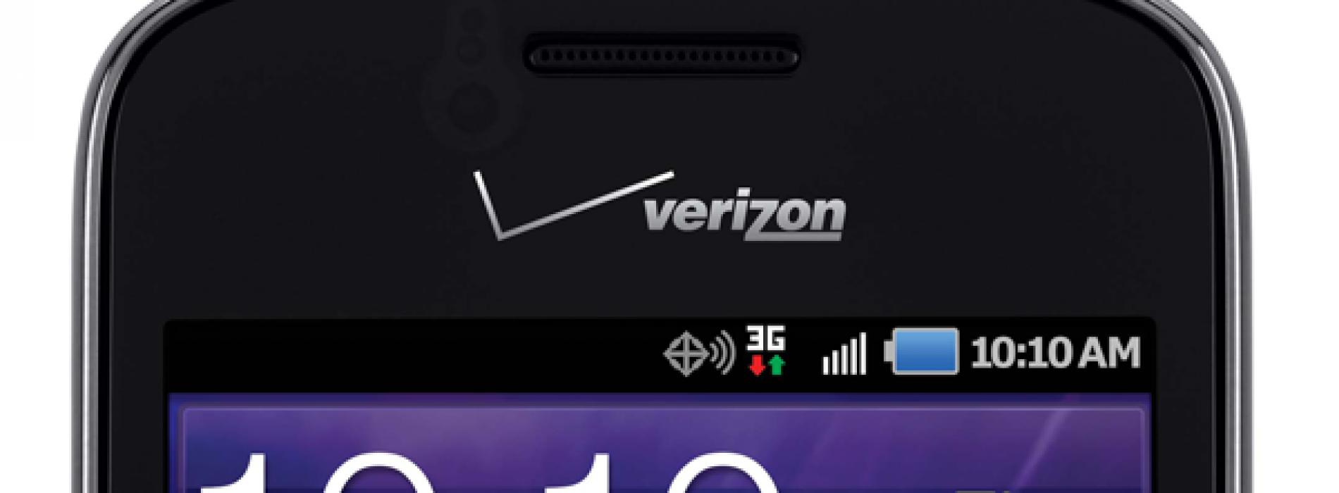 Verizon announces $79.99 Samsung Illusion for November 23