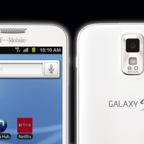 T-Mobile to offer white Galaxy S II in time for holidays