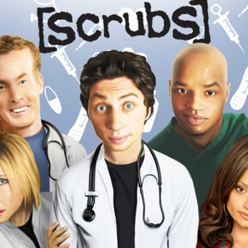 HeroCraft announces Scrubs game for early December [VIDEO]