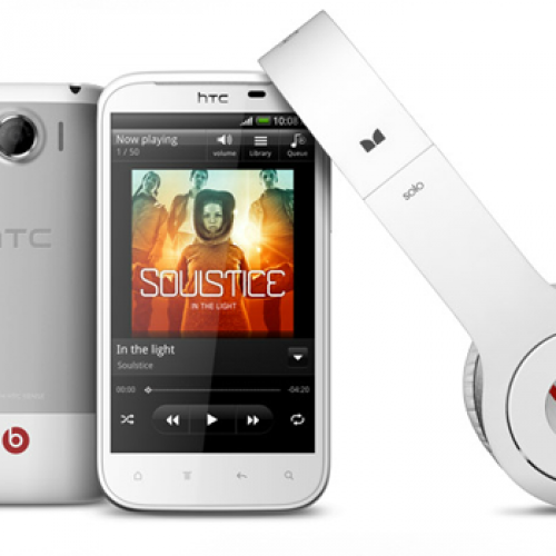 Beats-enabled HTC Sensation XL available in UK