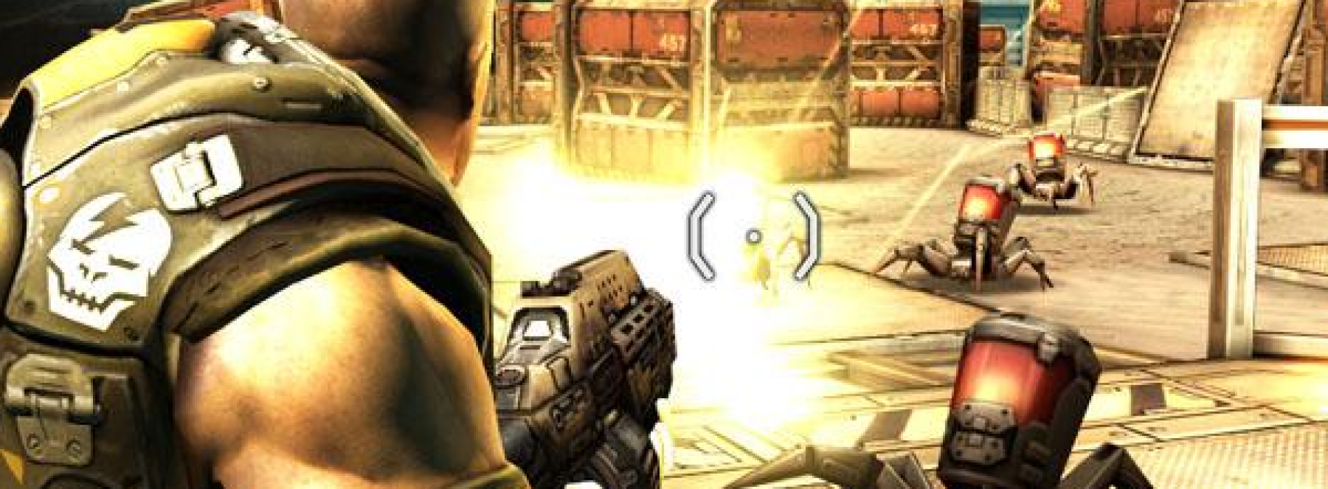 Shadowgun update allows for play non-Tegra device