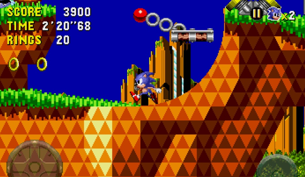 Sonic Cd Screen