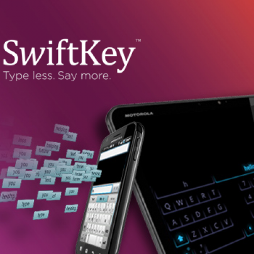 Alpha release of SwiftKey X includes multi-touch functionality