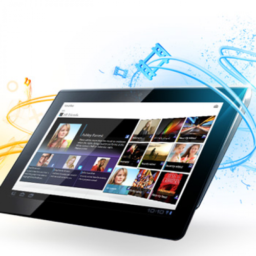 Sony to host Tablet Q&A and Giveaway on Wednesday