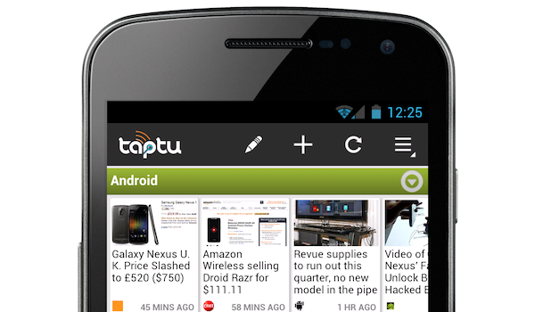 Taptu2 Feature