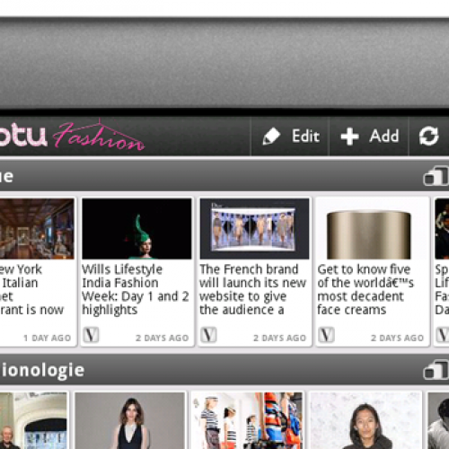 Taptu debuts three NOOK exclusive titles for fashion, food, lifestyle