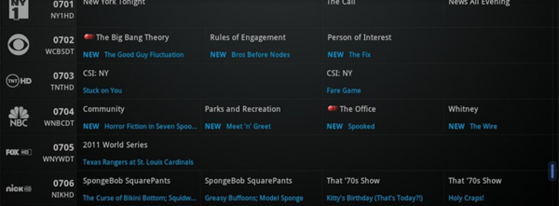 Time Warner Cable brings their TWC TV app to Android tablets, live streaming coming soon