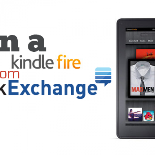 Win 1 of 5 Kindle Fire tablets! [CONTEST]
