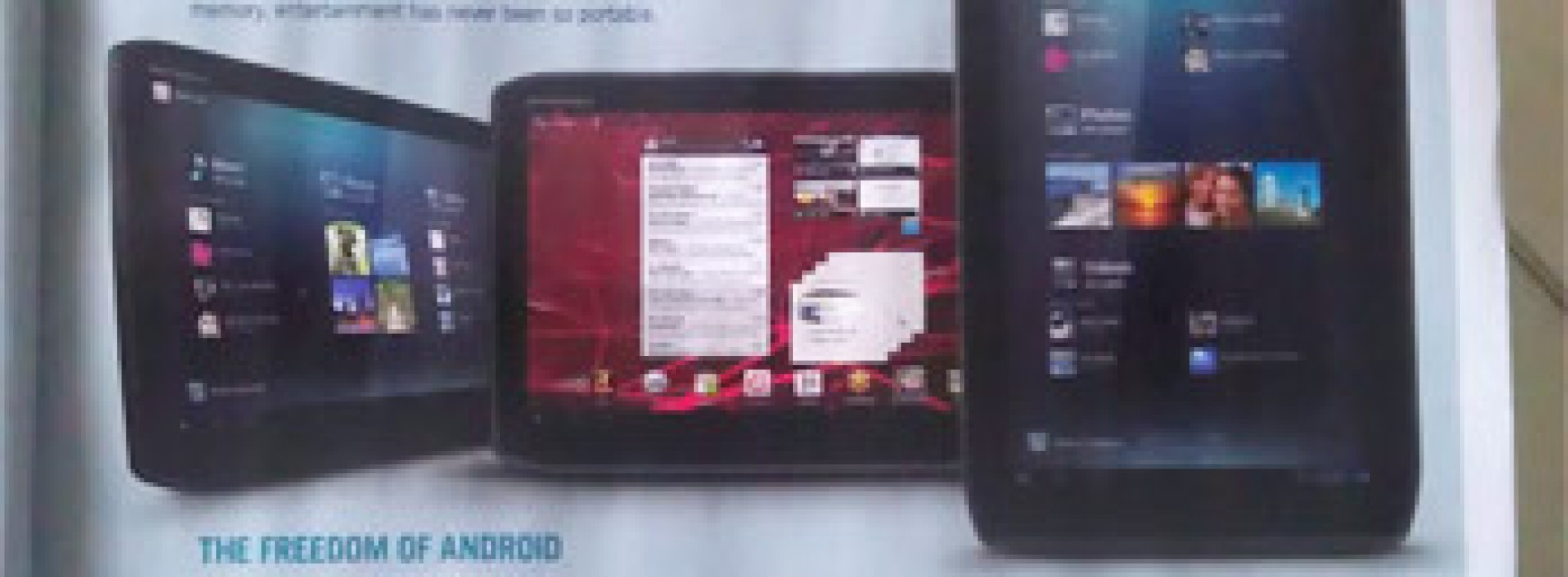 Carphone Warehouse: Wi-Fi Xoom 2 to run €399 when it debuts