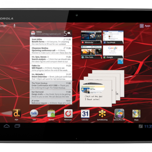 Motorola Intros XOOM 2, XOOM 2 Media Edition for UK, Ireland