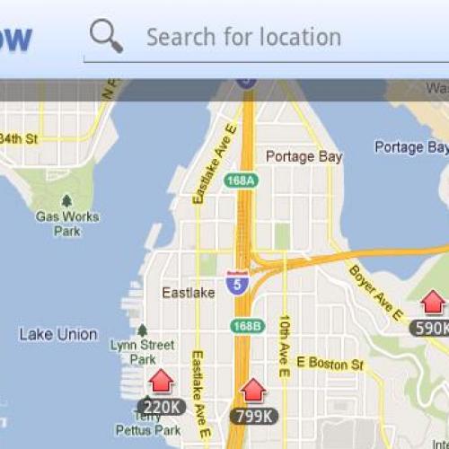 Zillow debuts tablet version of real estate app