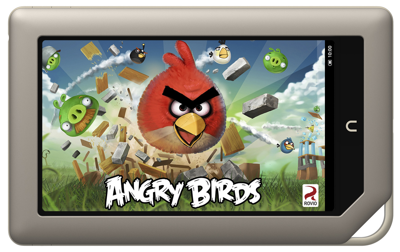 19 AngryBirds