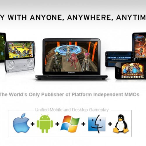 The future of gaming is here: Spacetime Studios becomes first to unite MMOs across desktop and mobile platforms