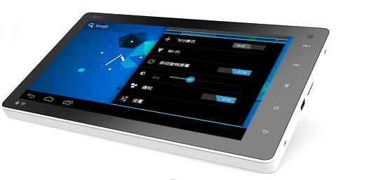 Novo 7 tablet