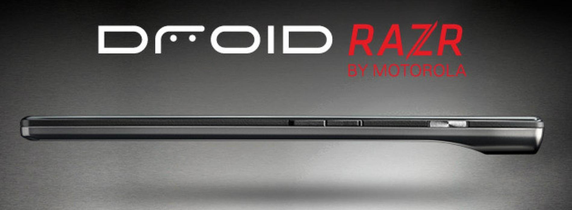 Droid RAZR MAXX spotted in Verizon system?