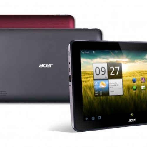 Acer announces new 10.1″ Iconia Tab A200