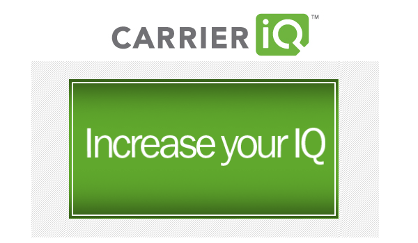 Carrier Iq Feature