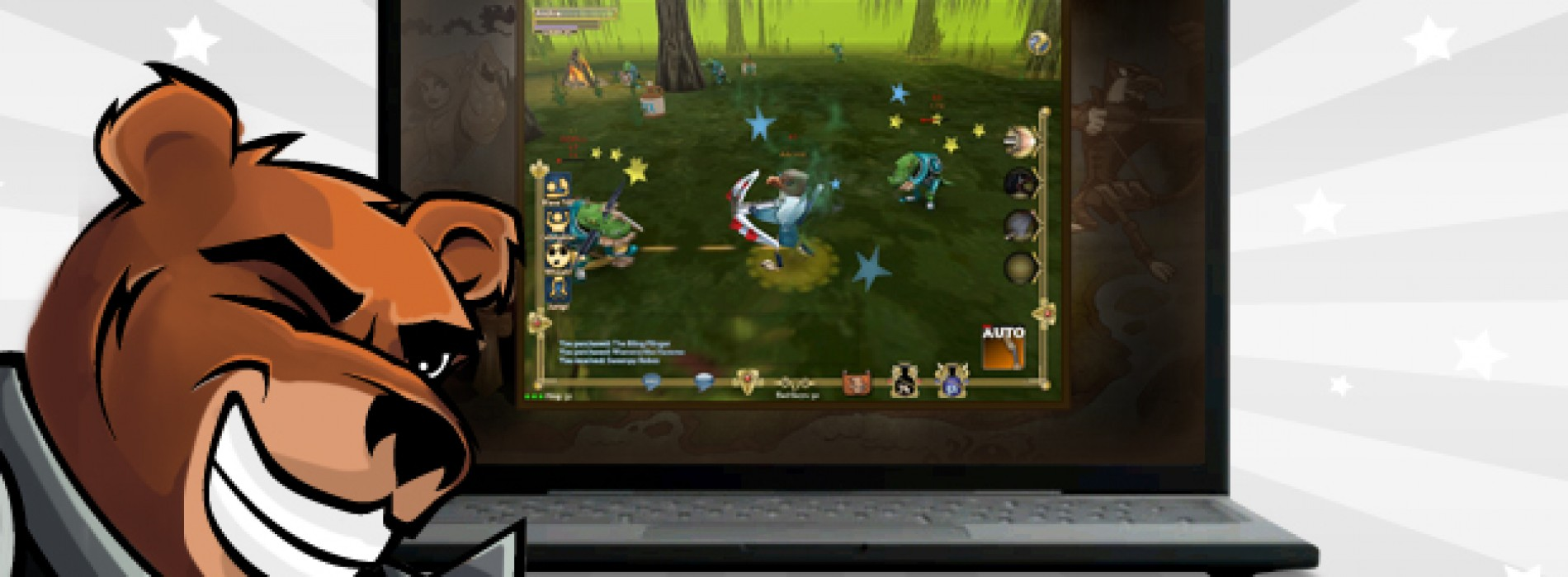Spacetime Studios celebrates the arrival of their popular MMOs to the Chrome Web Store by giving away 3 Chromebooks