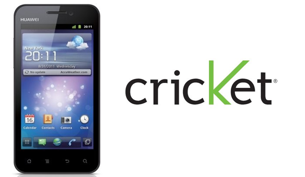 Cricket Mercury Huawei Feature