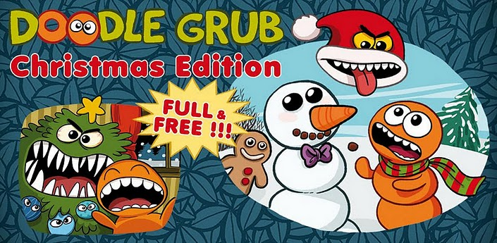 Doodle Grub Christmas Feature