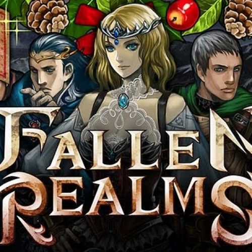 Christmas-themed update arrives for Sega's Fallen Realms
