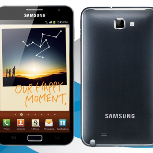 AT&T poised to carry modified Samsung Galaxy Note in early 2012?