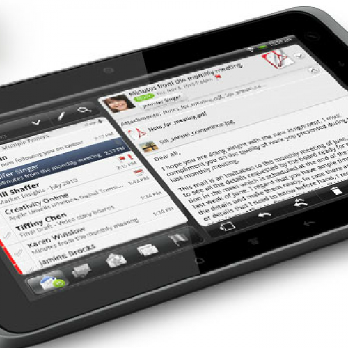 HTC Flyer rumored to see Android 4.0 in Q1
