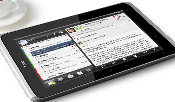 Htc Flyer Official Feature