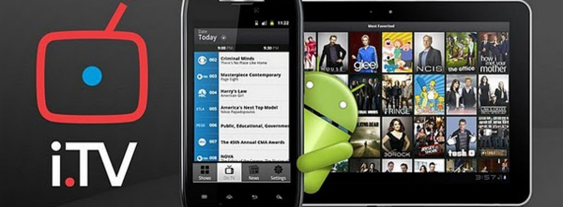 Popular TV guide app i.TV guides its way to the Android Market