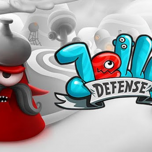 Jelly Defense gets a Christmas update full of reindeer and cookies