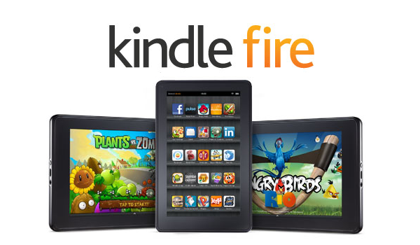 Kindle Fire Feature Three