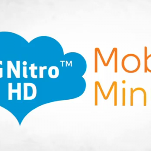 AT&T takes a minute to show us the LG Nitro HD