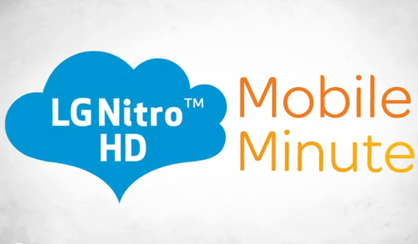Lg Nitro Hd Mobile Minute Feature