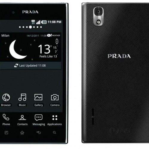 LG officially announces the Prada 3.0 – because the devil can never have too much Prada