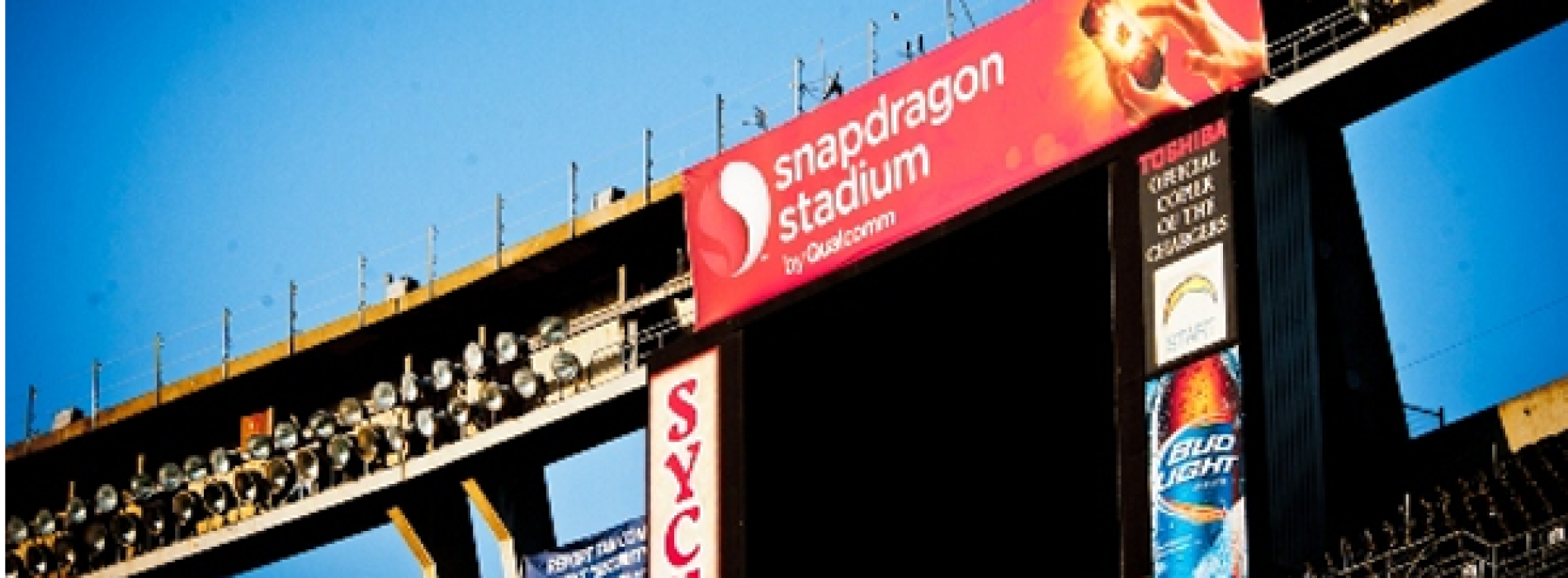 Qualcomm Stadium to become Snapdragon Stadium for 10-day period