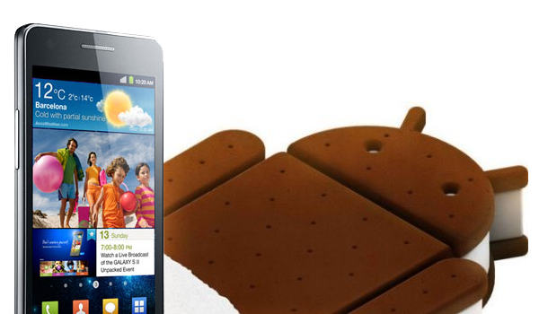 Samsung Galaxy Ice Cream Sandwich