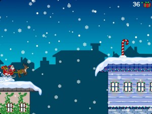 santadash screenshot