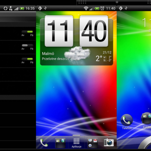 RCMix ICE v1.0 ROM combines Sense 3.5 with Android 4.0