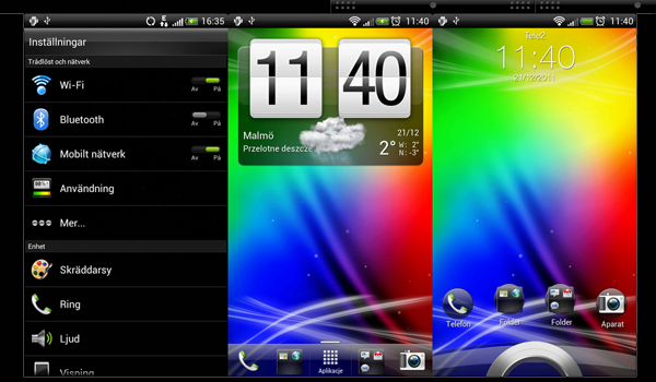 Sense35 Android40 Rom Feature