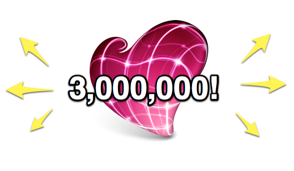 Skitch 3 Million Feature
