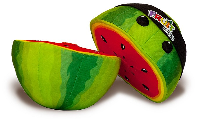 Show your Fruit Ninja love with official plushies