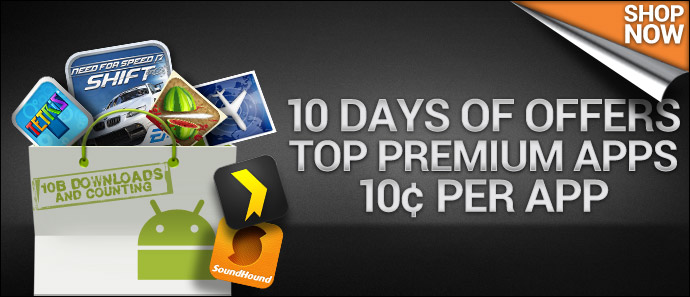 Ten Cent Promo Feature