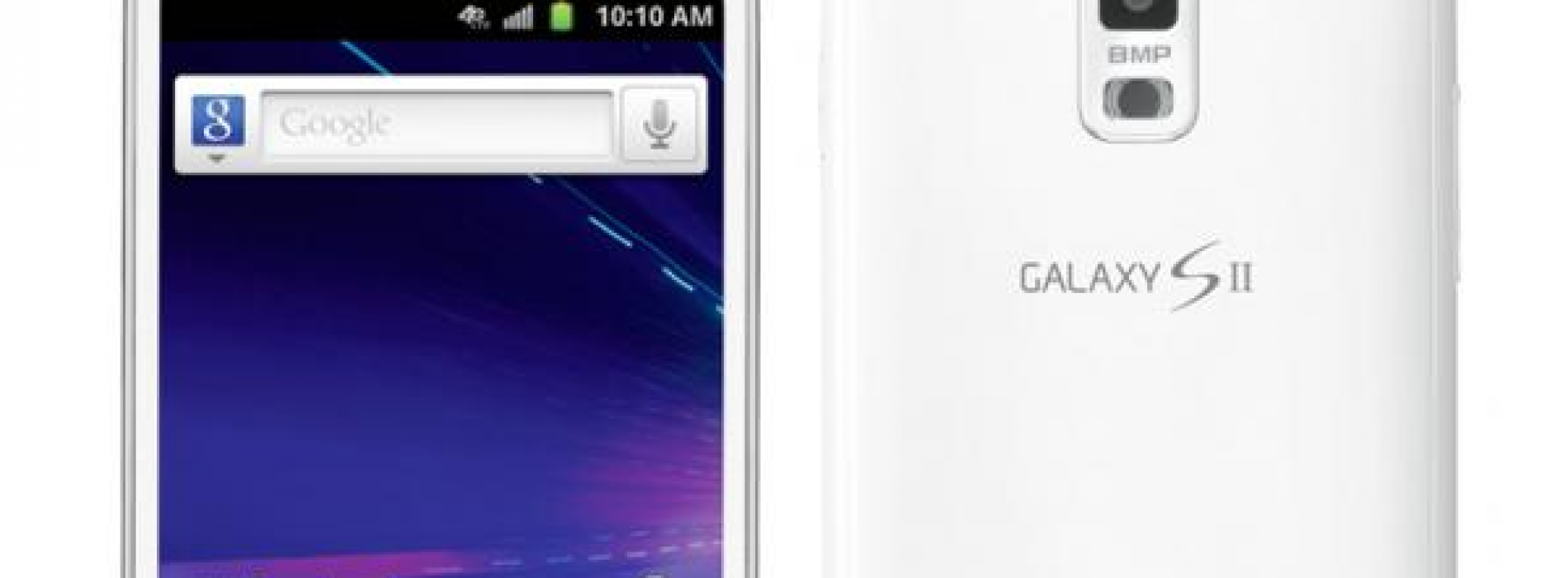 White version of AT&T Galaxy S II Skyrocket coming December 4