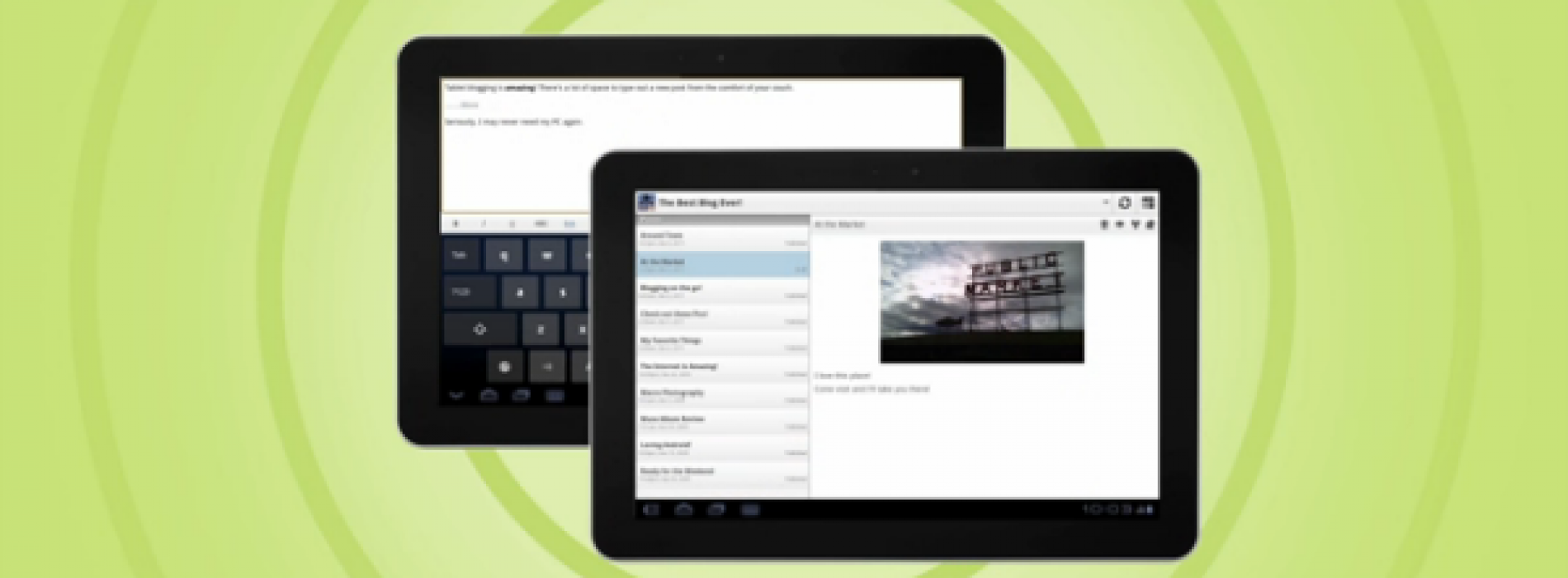 Automattic releases tablet-friendly WordPress 2.0 for Android