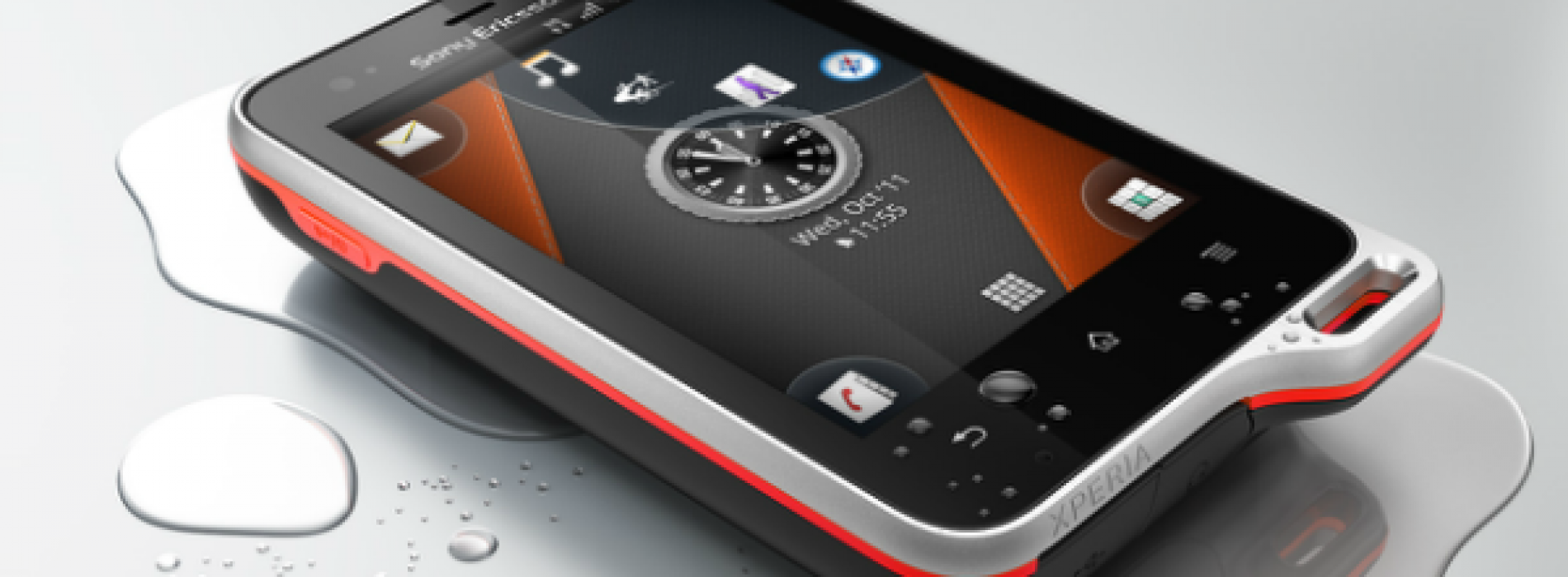 Unlocked Sony Ericsson Xperia active now available in U.S.