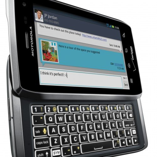 Verizon and Motorola announce Droid 4: Thinnest, most powerful 4G LTE smartphone with QWERTY keyboard